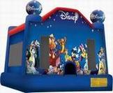 world of disney moonwalk rental, houston, tx - kingkongpartyrentals.com